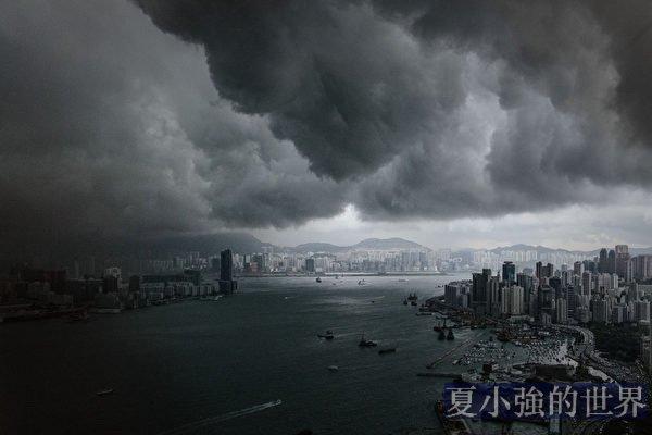 2021年中共在香港的內鬥將繼續