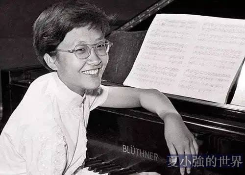 與傅聰齊名,「鋼琴詩人」顧聖嬰:30歲與母親、弟弟一起自殺