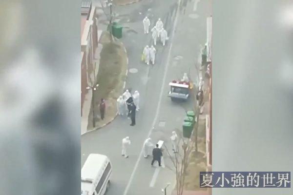 京津冀疫情蔓延 中共官方數據縮水