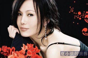 江蕙,台灣樂壇天后,李宗盛以與她合作為榮,費玉清說要娶她