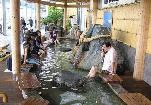 為什麼只有東亞人愛足浴