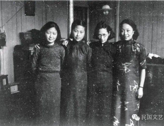 合肥四姊妹:最後的民國淑女