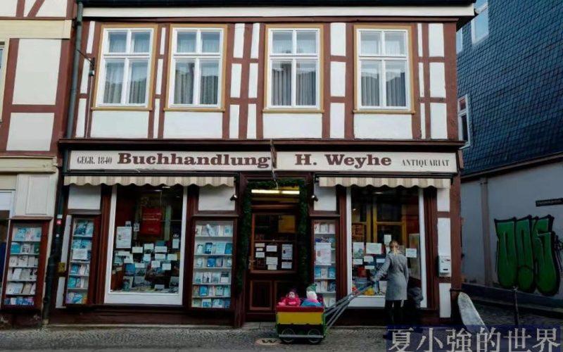 德國最古老書店關門!白髮奶奶孤守77年:我一生從未得到過愛情,卻擁有了全世界