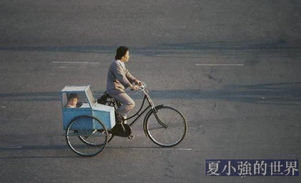 當年有輛自行車,不比現在擁有一架私人飛機差