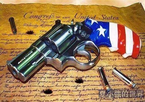 持槍還是禁槍,美國的大問題