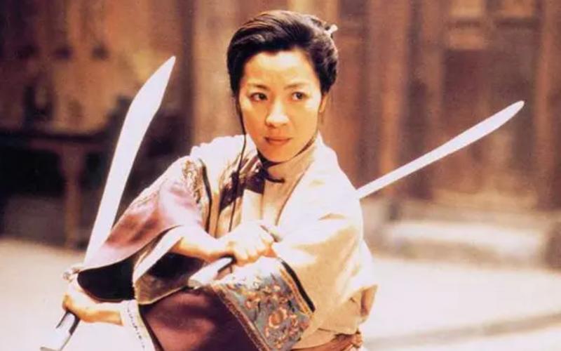 「功夫女皇」楊紫瓊的傳奇人生,和她愛過的5個成功男人