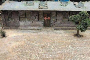 95後男孩將破爛房「復原」成藝術品,細節令人髮指,網友:這不就是我小時候的家嗎?