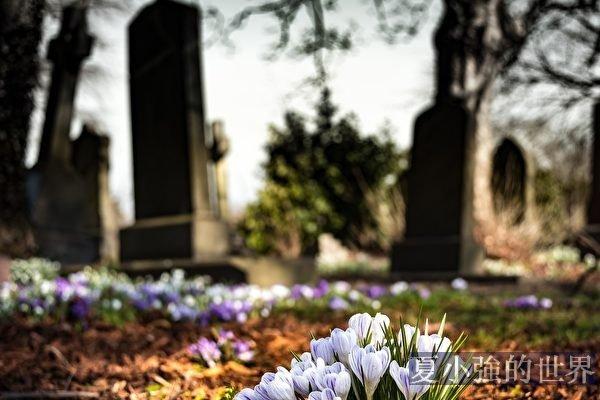 19世紀美國醫生怕醒來沒人救 墳墓加開天窗