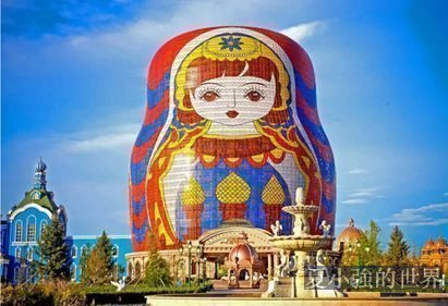 內蒙古套娃酒店,在陰間旅遊界到底啥水平?
