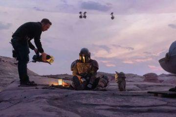 告別綠幕,好萊塢的未來屬於虛擬製片