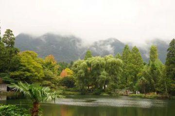 日本的雨文化:纖細、多情與神經質