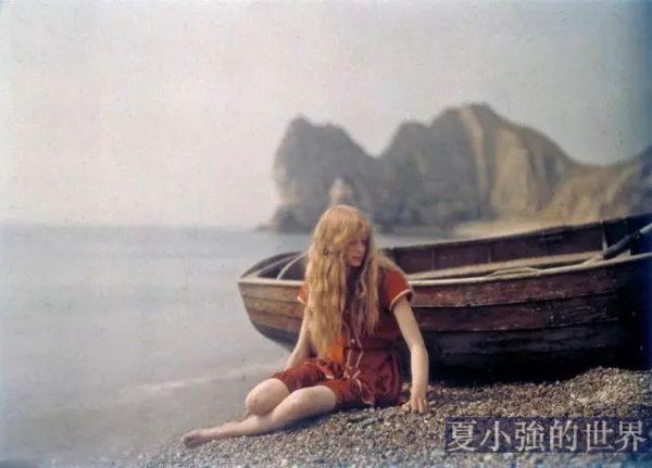 攝於100年前的世界第一批彩色照片,大多數人都沒見過