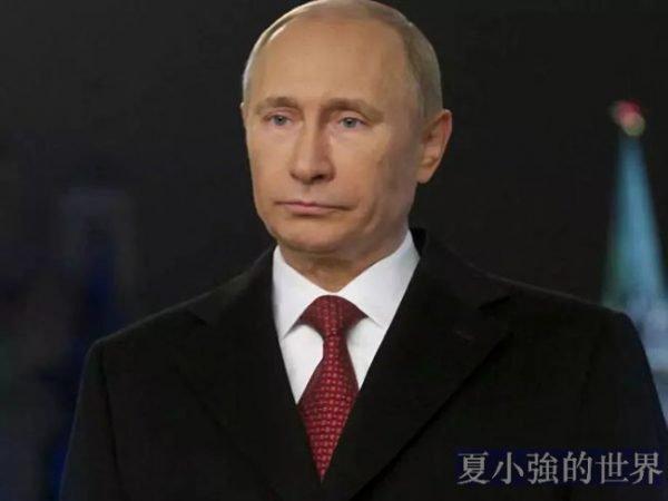 普京:沒有忠誠,能力一文不值