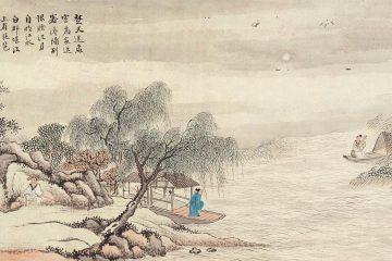 杭州城外虎跑寺,一曲送別斷人腸