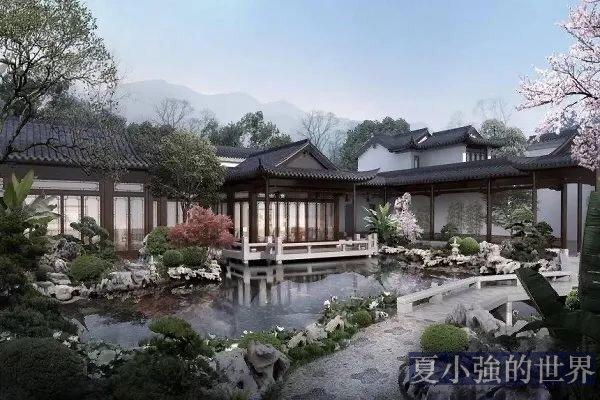 從建築園林中聽中國歷史的聲音