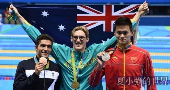 霍頓聽從良心呼喚 若孫楊參賽東京奧運 將再度抗議
