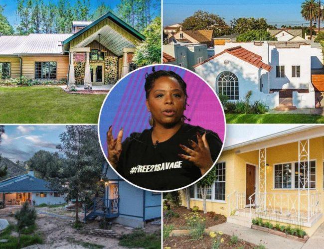 一個買豪宅的馬克思主義者,一個住在白人區的黑命貴創始人