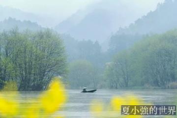 在中國,每一場雨都有自己的名字