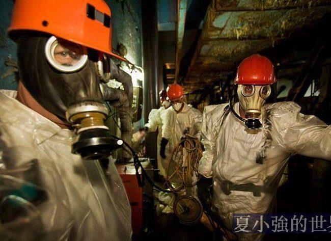 地球上已經待不下去了?遍地核污染的年代,怎樣活下去丨硬核生存指南