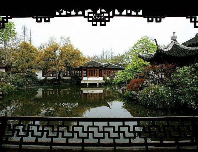 逐漸消失的中國古建築之美
