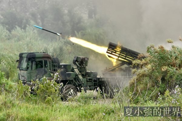 台宣布軍演 吳釗燮:若中共來襲 將奮戰到底