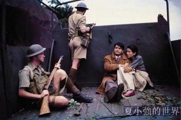 香港電影中的女性編劇