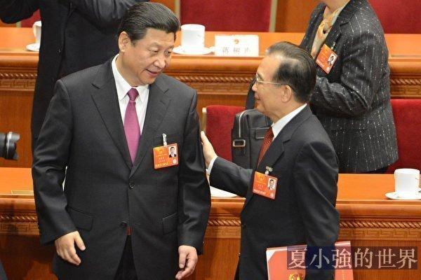 朱镕基卸任後看一紙哭暈 溫家寶滅口金人慶之說為何出爐