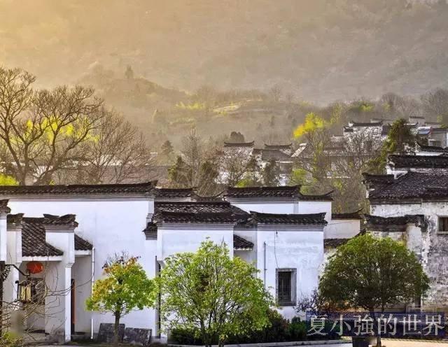 中國建築,水墨風情