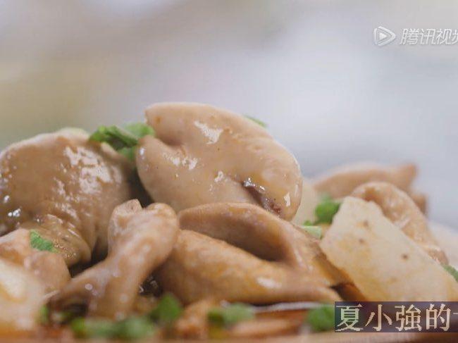 在北京城吃一口「 下水 」