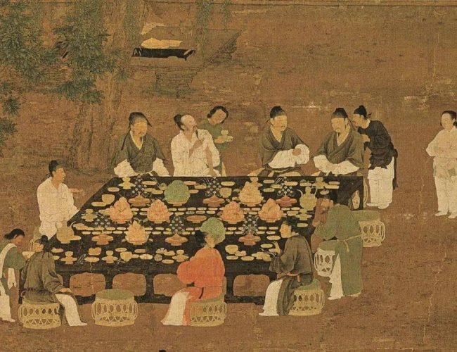 中國插花歷史研究