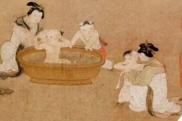 古人的澡堂里究竟有多少騷操作,你絕對想象不到