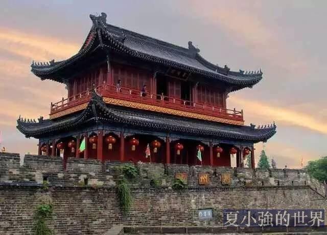 中國現存最完好的十大古城,你值得一去!