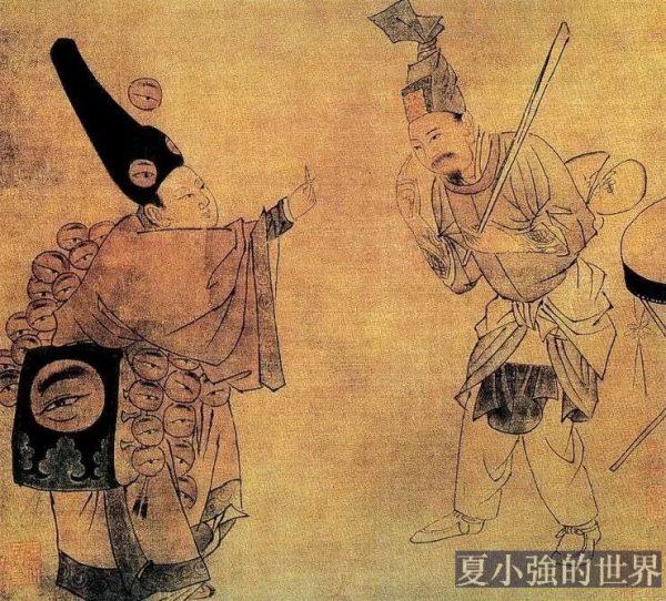 南宋 佚名《眼藥酸圖頁》故宮博物院藏