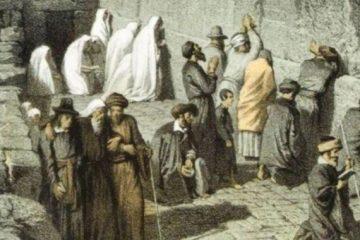 以色列佔了巴勒斯坦自古以來的土地?對不起,這是謊言