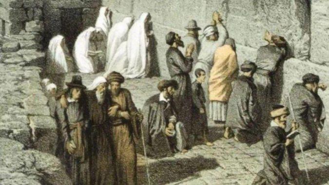 以色列的福氣來自敵人