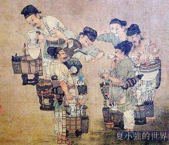 800年前,中國頂級生活史