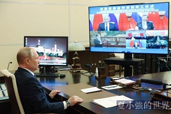 楊威:習近平連線核電站開工洩技術落後