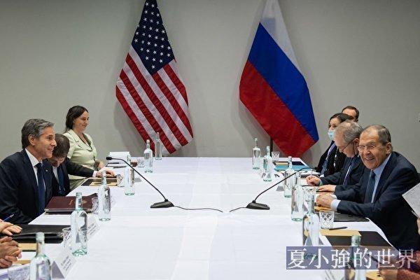 楊威:俄無意參加中美冷戰 中共忙圓場