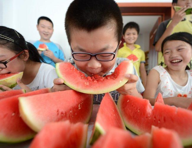 最愛吃瓜的中國人,都在這座城市裡