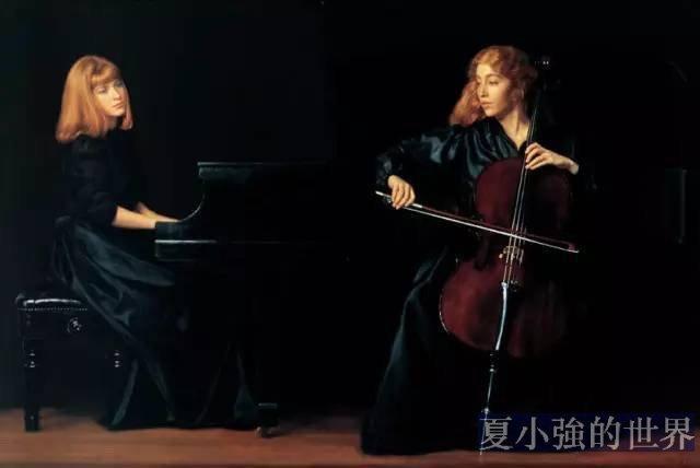 中國天價寫實油畫排行榜,張張震撼,大開眼界!
