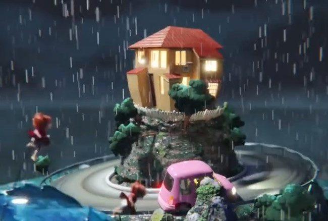 油管小哥根據宮崎駿動畫自製了3個神仙八音盒(視頻)