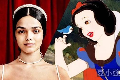 棕皮拉丁妹演真人版白雪公主,迪士尼被罵毀童年,全球網友氣炸!