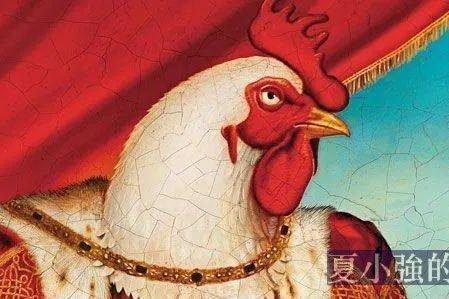 雞的狂飆突進史