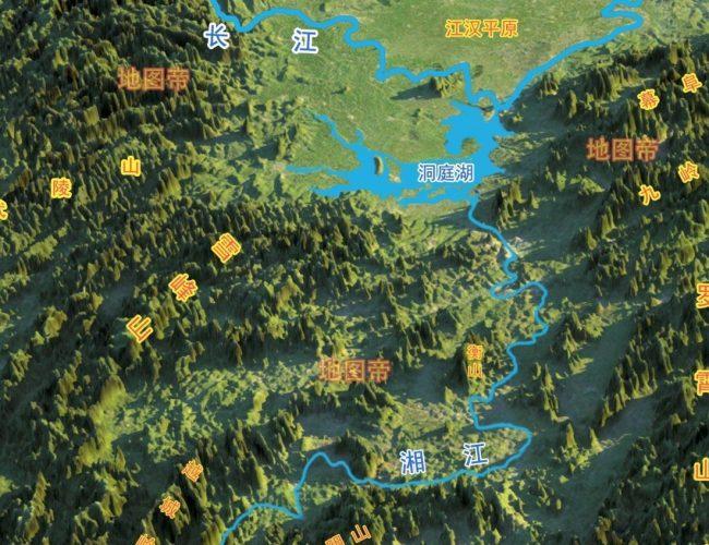 從6000多到2820平方公里,洞庭湖會消失嗎?
