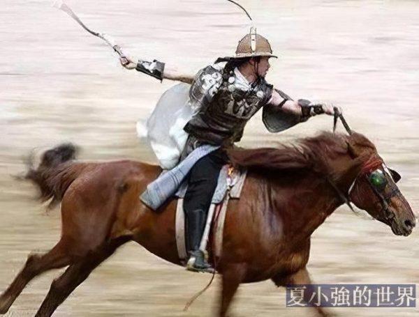 古代跑死馬的「八百裡加急」,到底有多快
