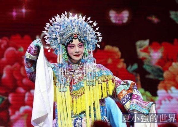 京劇的「四大霉蛋」