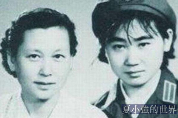 陝北一枝花:102歲的林彪前妻