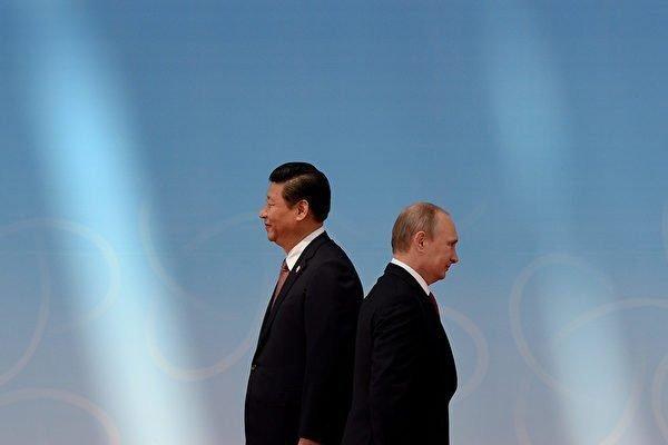 王友群:中共拽著俄羅斯 圓不了中共夢