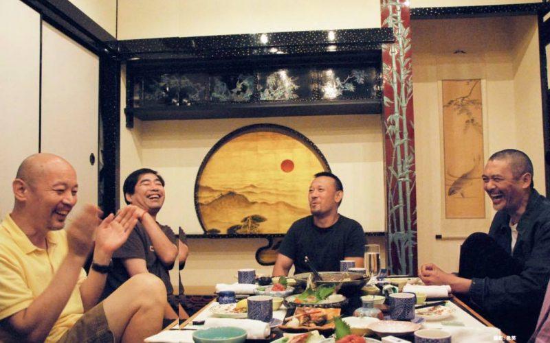姜文問述平,您願意當作家還是編劇?