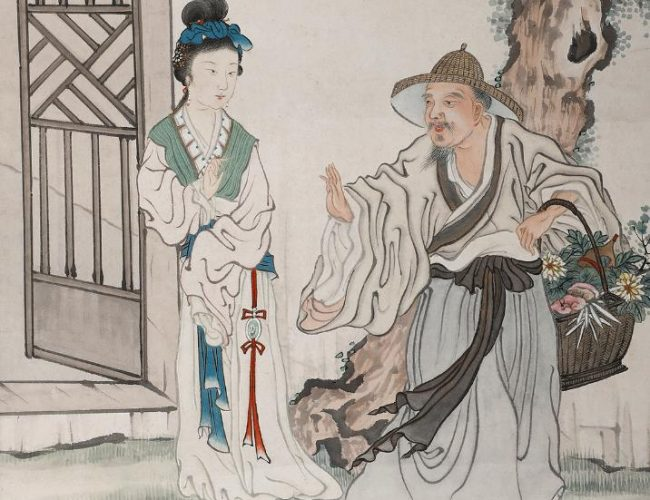 放大看畫之古代的高士隱居時每天都做些啥?